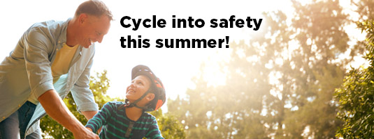 Cycle into Safety