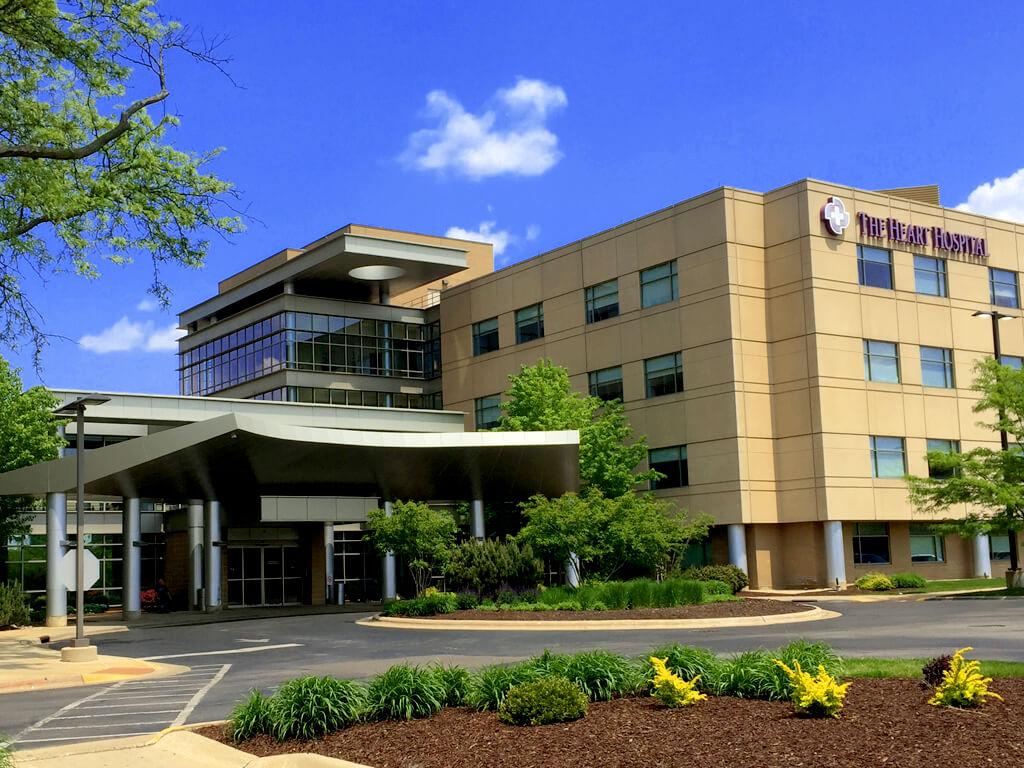 Heart Hospital At Swedishamerican