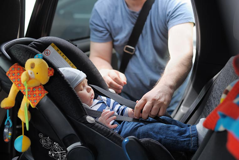 Free Car Seat Check Up