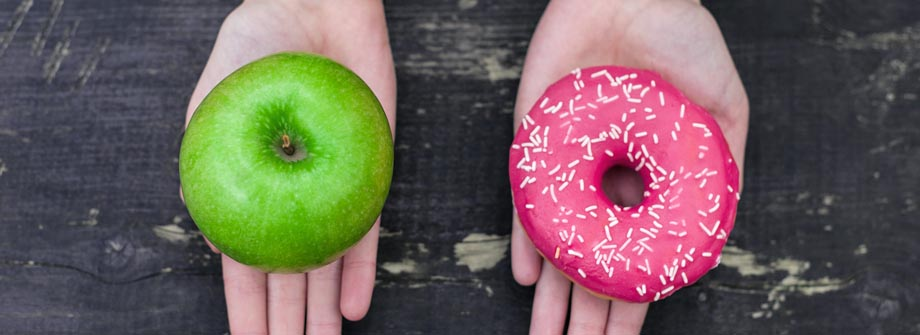 apple vs donut