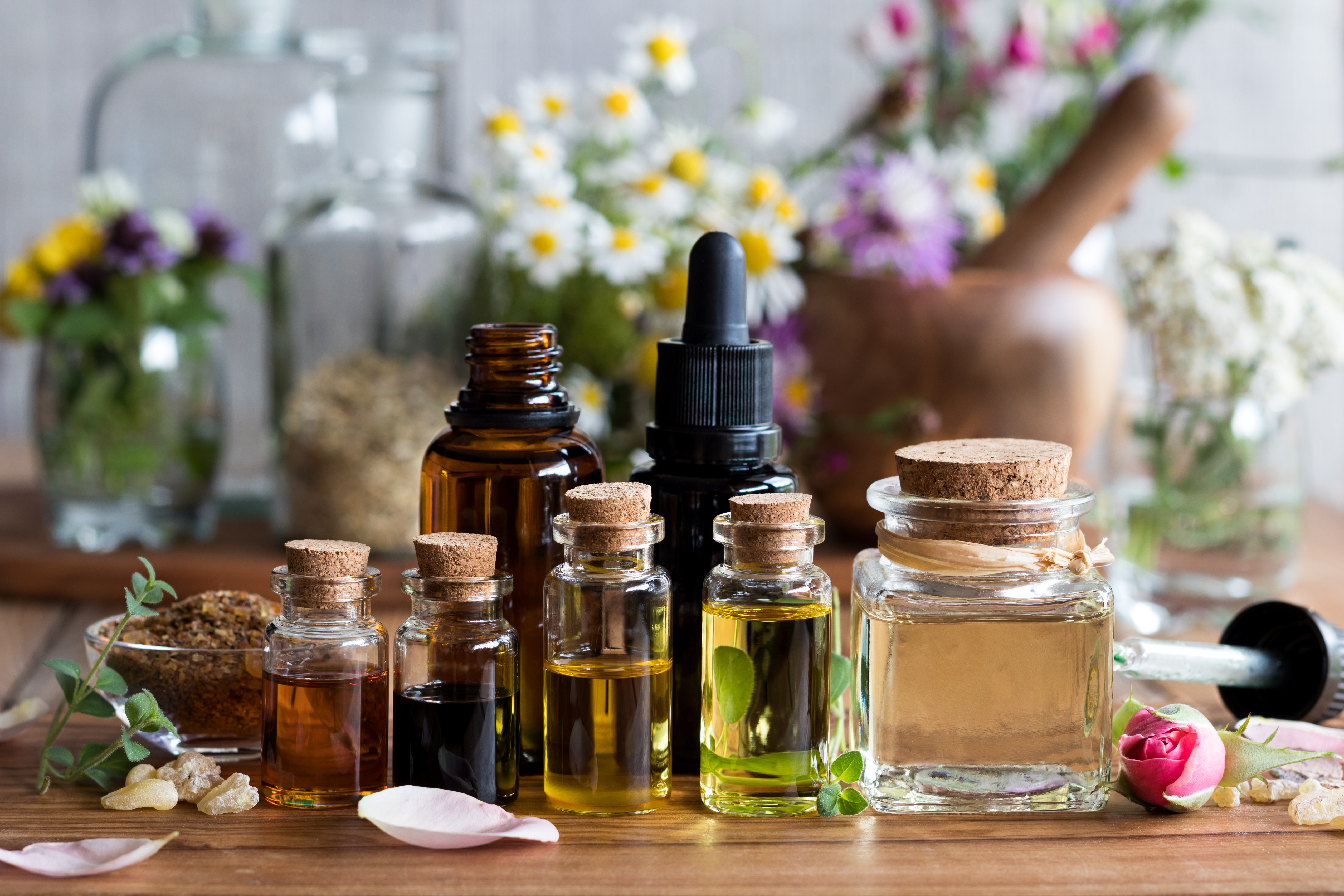 Aromatherapy for Cancer Patients